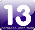  Horoscop Urania 13