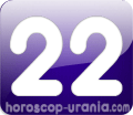  Horoscop Urania 22