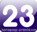  Horoscop Urania 23