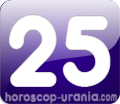  Horoscop Urania 25