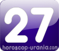  Horoscop Urania 27