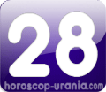  Horoscop Urania 28
