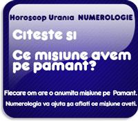 Horoscop Uranaia Alte articole 14-20 Aprilie