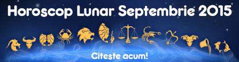Horoscop Lunar Septembrie 2015