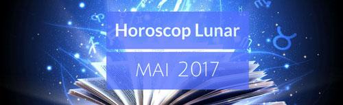 Horoscop Lunar Mai 2017