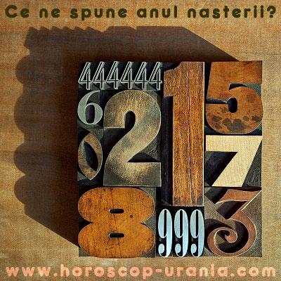 Numerologi - Anii Karmici