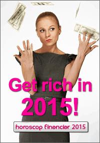 Horoscop financiar 2015